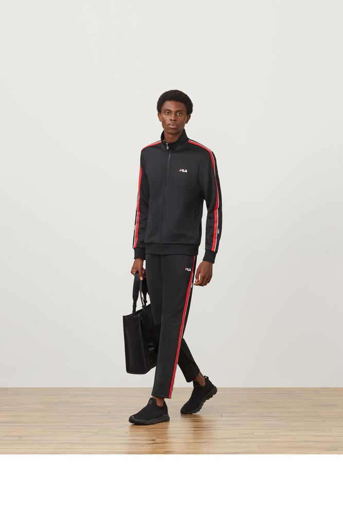 FILA Milano knit track jacket in webimage-16EDF0C7-89E9-4B76-AF680D327C32E48E