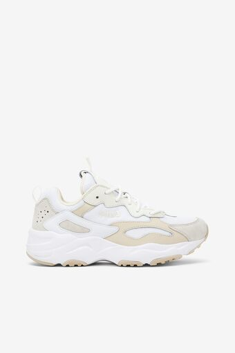 Women's Ray Tracer in white
