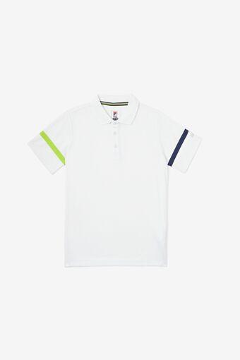 Boys' Core Tennis Polo in webimage-8A572F80-2532-42C2-9598F832C44DF3F5
