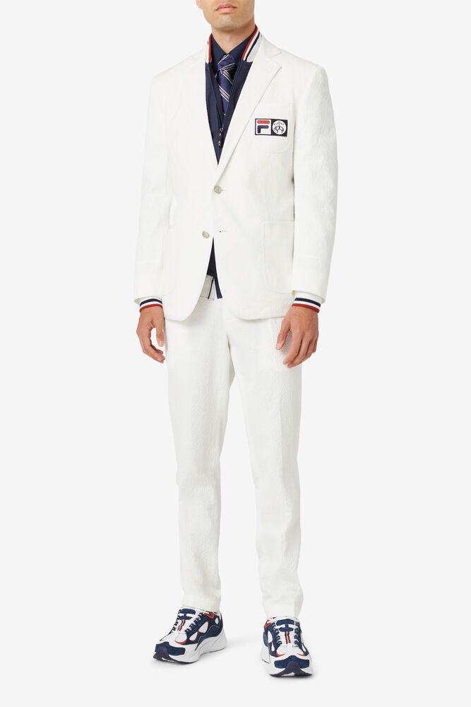 Brooks Brothers x FILA Regent Fit Championship Seersucker Blazer in NotAvailable