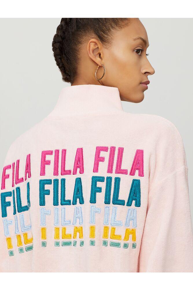 esperanza 1/4 zip sweatshirt in webimage-23512BB7-FE42-4529-B414DA95A894AA70
