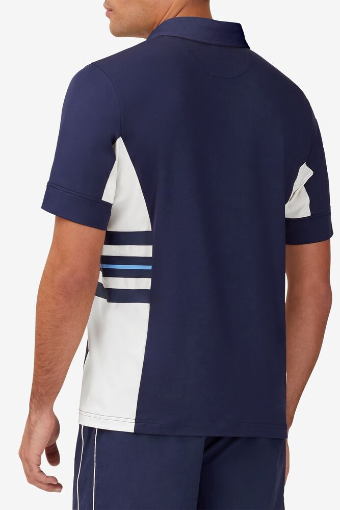 110 Year Collection Stripe Polo in webimage-C5256F81-5ABE-4040-BEA94D2EA7204183