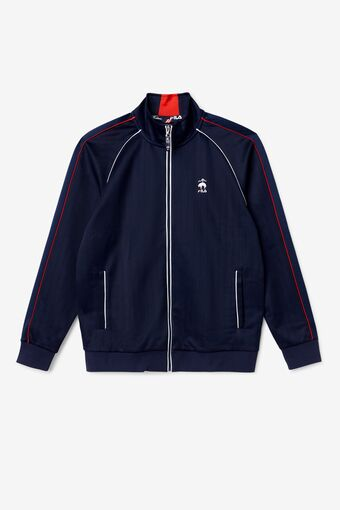 Brooks Brothers x FILA Warm-Up Jacket in webimage-C5256F81-5ABE-4040-BEA94D2EA7204183