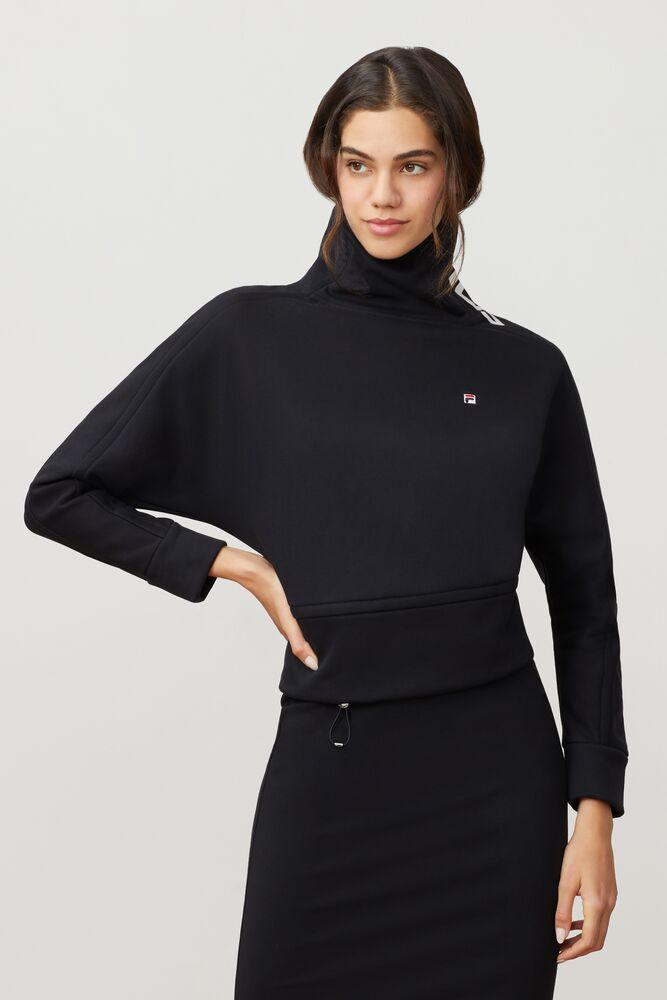 FILA Milano turtleneck sweatshirt in webimage-16EDF0C7-89E9-4B76-AF680D327C32E48E