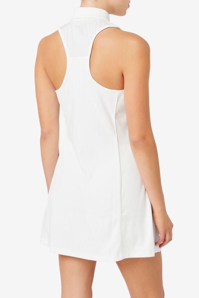 Brooks Brothers x FILA Championship Striped Tennis Dress in webimage-8A572F80-2532-42C2-9598F832C44DF3F5