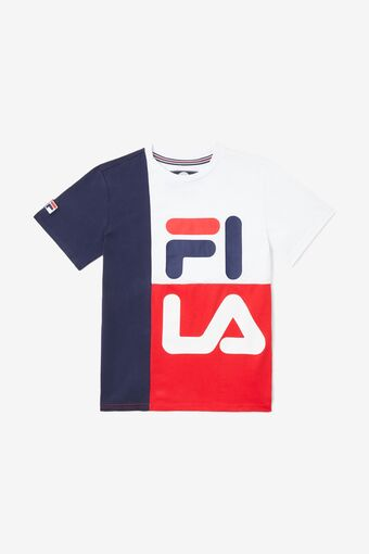 Kids' Stacked Colorblocked Tee in webimage-8F0326A2-F58E-4563-86D1C5CA5BC3B430