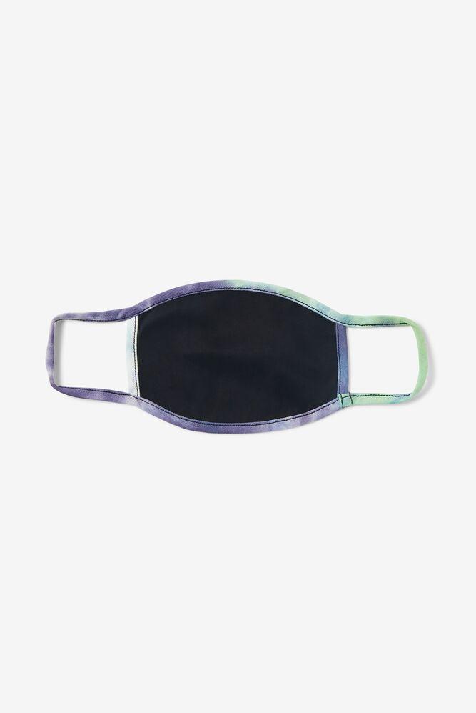 Blue Tie Dye Face Mask FILA.com exclusive in webimage-4F02A8D1-2A1B-475D-86A6365398156CD2