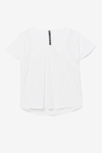 Uplift Textured Short Sleeve Top in webimage-8A572F80-2532-42C2-9598F832C44DF3F5
