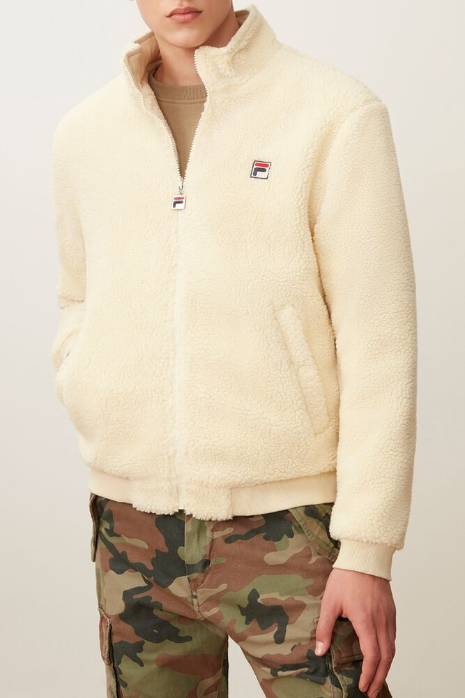 finch sherpa jacket in NotAvailable