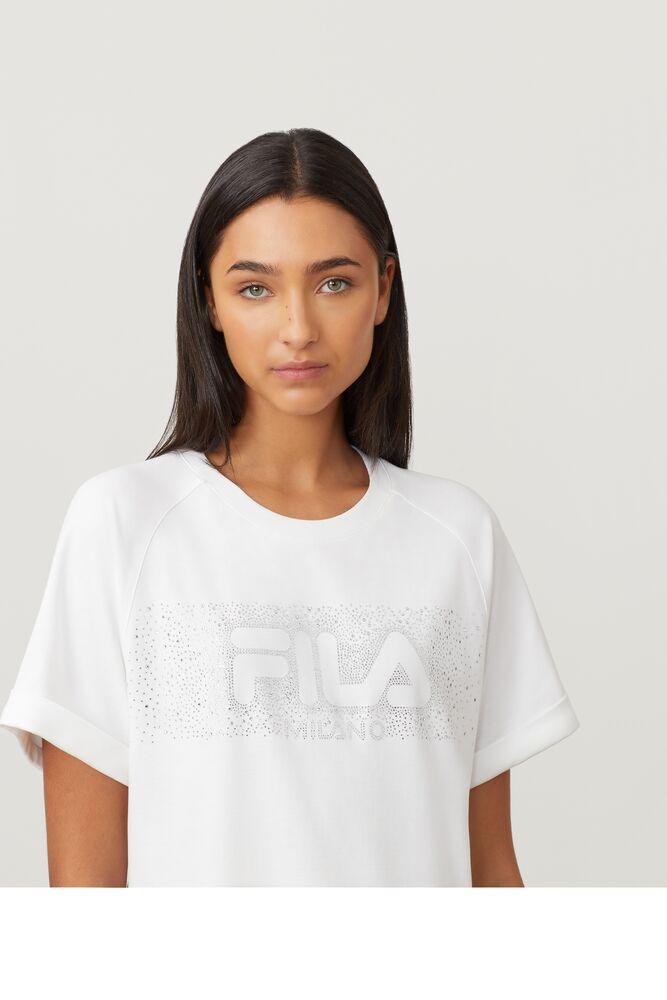 FILA Milano cotton tee in webimage-8A572F80-2532-42C2-9598F832C44DF3F5