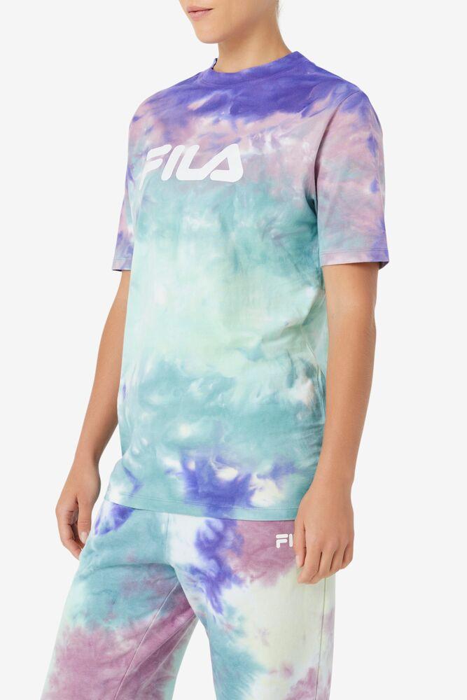 Alivia Tie Dye Tee in webimage-AF3C3A81-1F07-4CD0-A4D3E188ED42ADA3