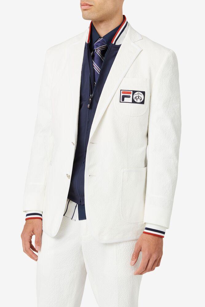 Brooks Brothers x FILA Regent Fit Championship Seersucker Blazer in webimage-8A572F80-2532-42C2-9598F832C44DF3F5