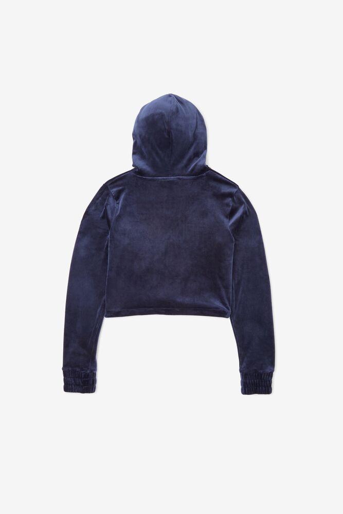 aitana crop velour hoodie in webimage-C5256F81-5ABE-4040-BEA94D2EA7204183