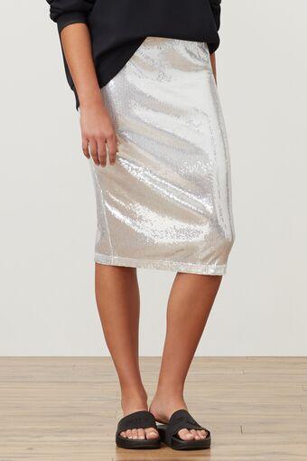 FILA Milano sequin skirt in webimage-A0AA8FE9-0882-411F-80E2C009AD666328
