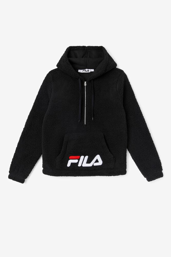 Cozy Up Half Zip Sherpa Jacket in webimage-16EDF0C7-89E9-4B76-AF680D327C32E48E