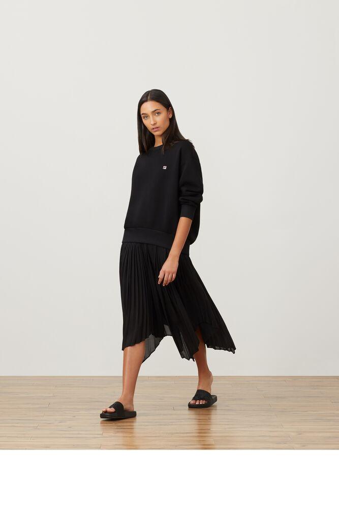 FILA Milano neoprene sweatshirt in webimage-16EDF0C7-89E9-4B76-AF680D327C32E48E