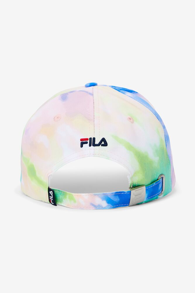 Tie Dye PIckleball Hat in webimage-895DE62C-AA6B-4B23-AE61DA821C63DC9D