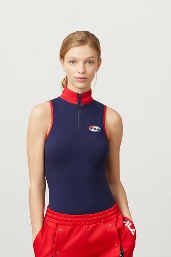 roldana 1/4 zip bodysuit in webimage-C5256F81-5ABE-4040-BEA94D2EA7204183