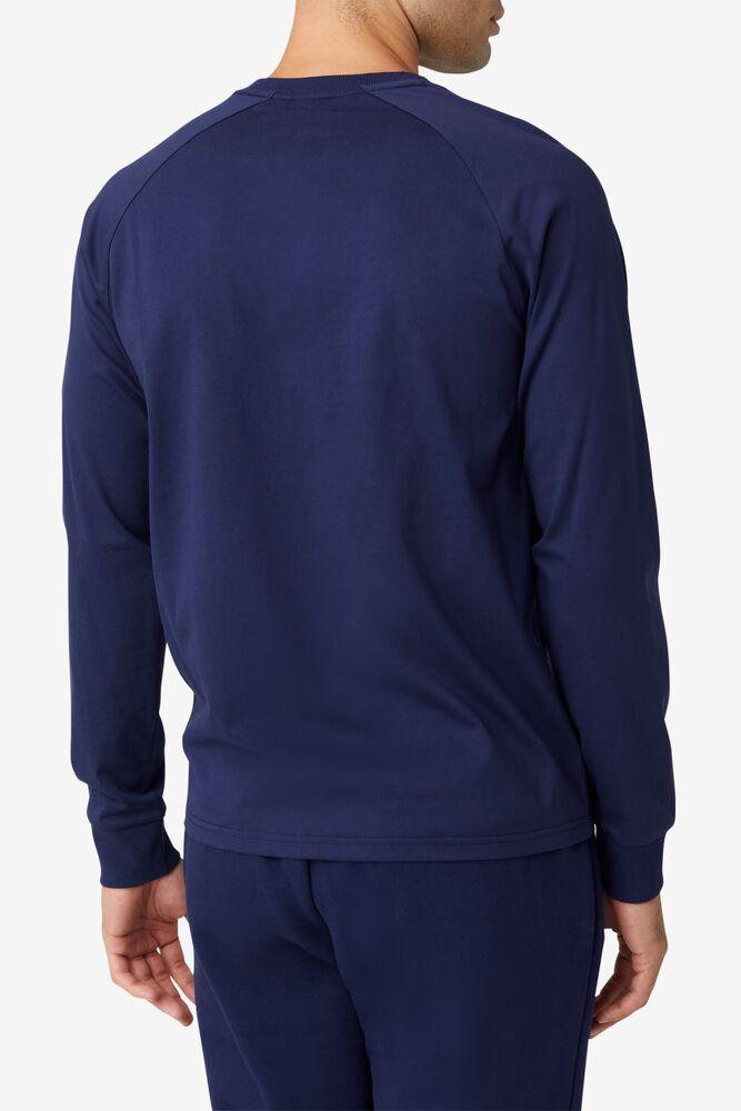 Flynn Long Sleeve Tee in webimage-C5256F81-5ABE-4040-BEA94D2EA7204183