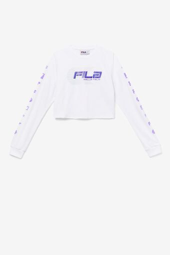 Luigia Long Sleeve Cropped Tee in webimage-8A572F80-2532-42C2-9598F832C44DF3F5