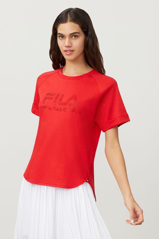 FILA Milano cotton tee in webimage-8F0326A2-F58E-4563-86D1C5CA5BC3B430