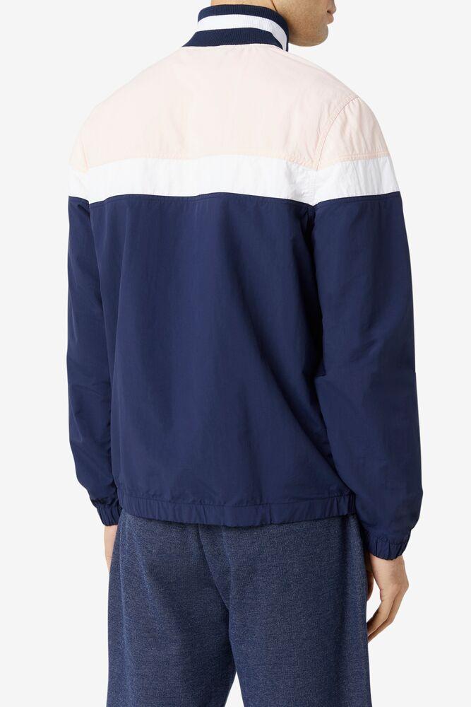 Halama 1/4 Zip Jacket in webimage-BC06E6D8-3FDE-41D6-9D6968747BE13F9B