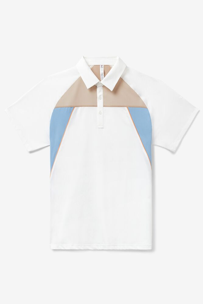 Wild Card Short Sleeve Contrast Polo in webimage-1A20F48A-389D-4AFF-B2007582B1ADC388