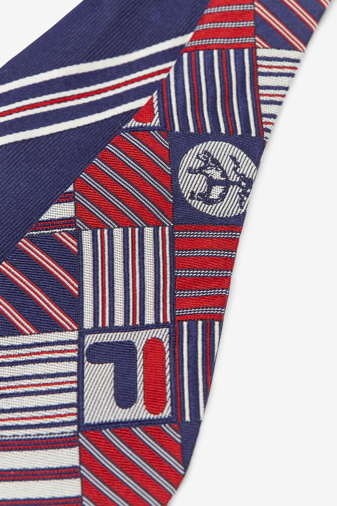 Brooks Brothers x FILA Double Reversible Bow Tie in webimage-8F0326A2-F58E-4563-86D1C5CA5BC3B430