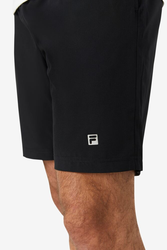 Modern Fit Short in black