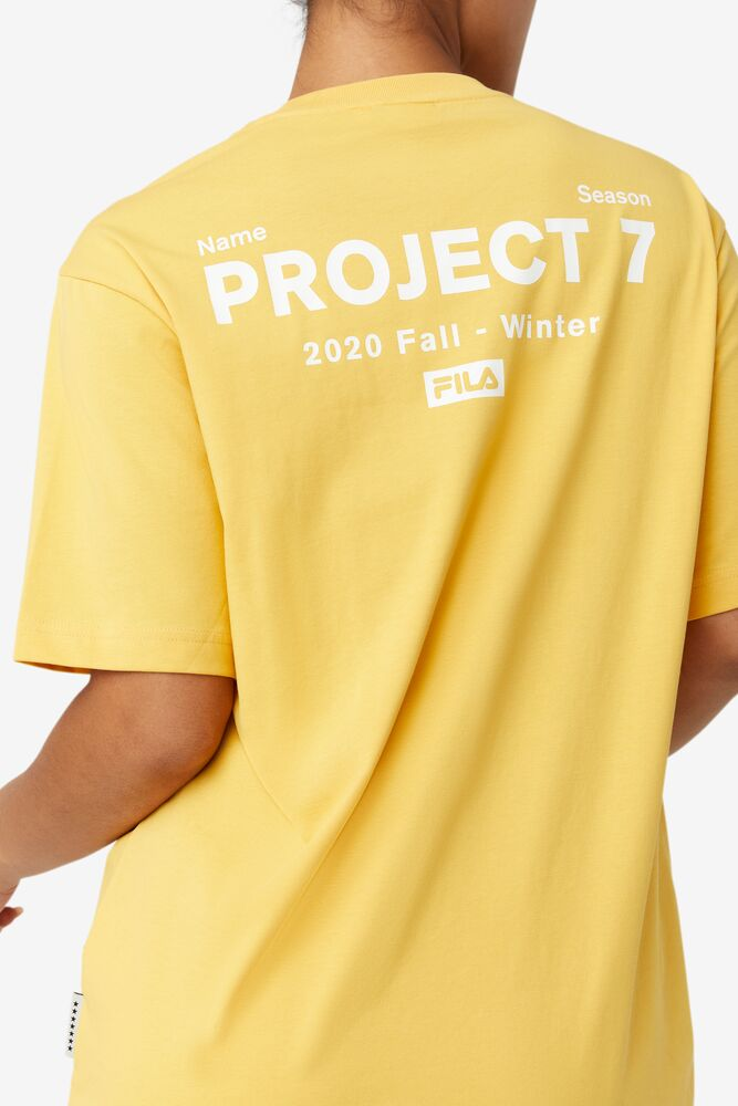 Project 7 Logo T-Shirt in webimage-73708140-66D4-4500-A7EC9BCA9CFA1067