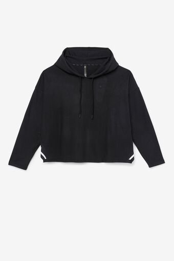 Fi-Lux Cropped Hoodie in webimage-83F29D21-1357-4A46-8D74394BC5A0929F