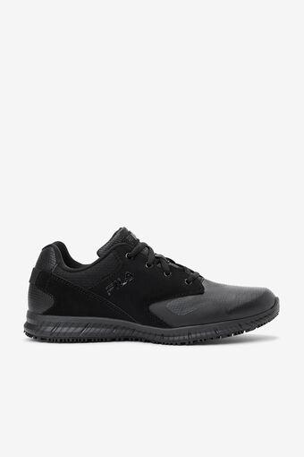 Men's Memory Layers Slip Resistant  Shoe in webimage-16EDF0C7-89E9-4B76-AF680D327C32E48E