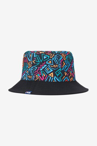 Printed Twill Bucket Hat in webimage-16EDF0C7-89E9-4B76-AF680D327C32E48E