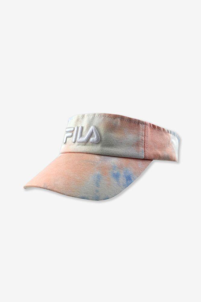 Fila Tie Dye Visor in webimage-8671F7F5-49E9-41BB-9F08C7FE9AFD027F
