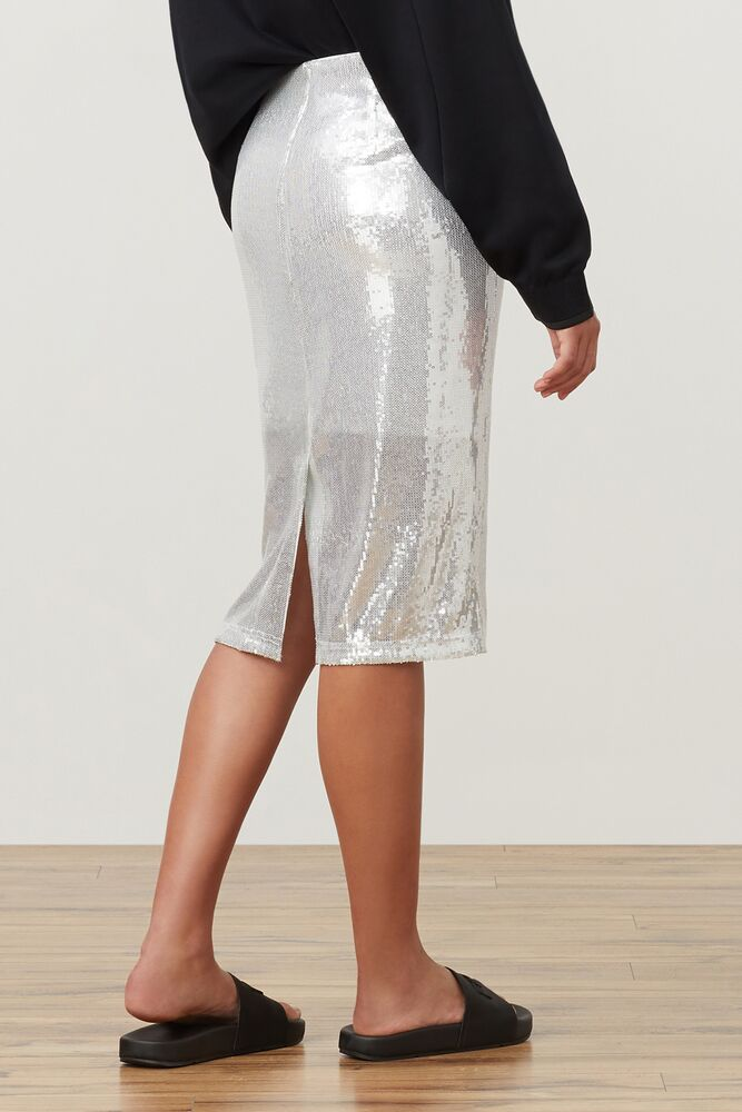 FILA Milano sequin skirt in webimage-A0AA8FE9-0882-411F-80E2C009AD666328
