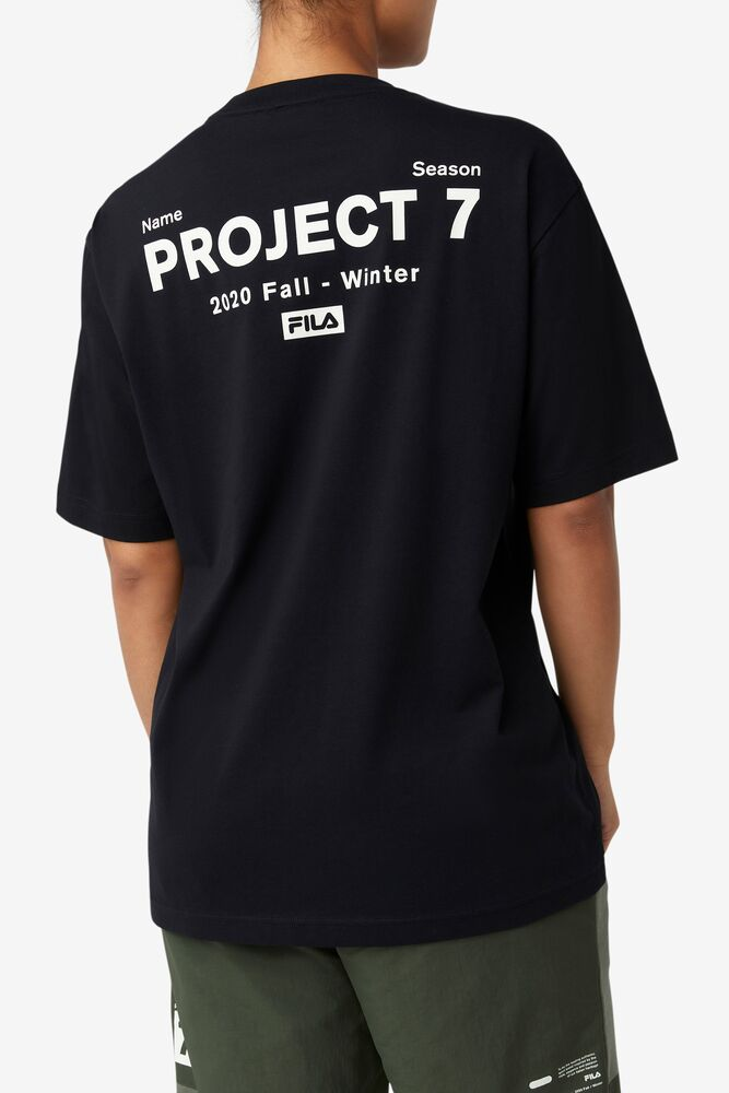 Project 7 Logo T-Shirt in webimage-16EDF0C7-89E9-4B76-AF680D327C32E48E