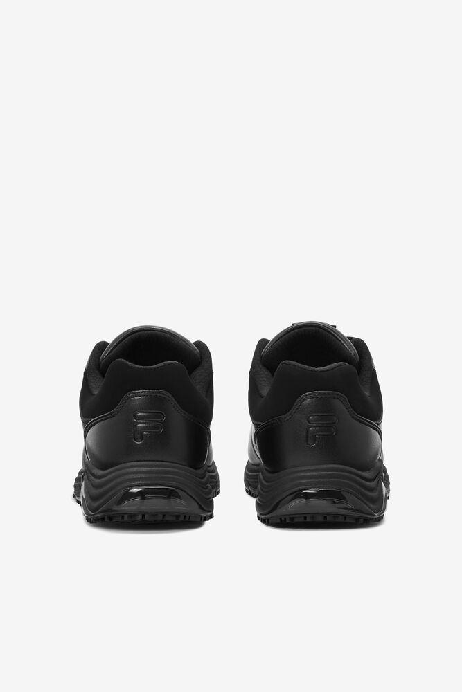 Men's Memory Breach Slip Resistant Steel Toe Shoe in webimage-001C2B63-34BB-4937-A35EADFE57669FEB