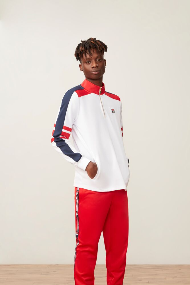 alastair 1/4 zip sweatshirt in NotAvailable