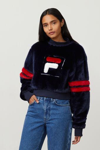 cristabel crop sweatshirt in webimage-C5256F81-5ABE-4040-BEA94D2EA7204183
