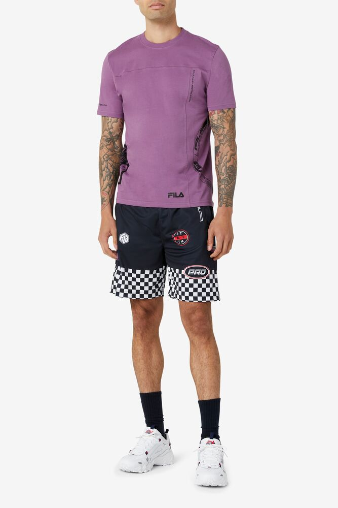 Exzone Checkered Shorts in webimage-16EDF0C7-89E9-4B76-AF680D327C32E48E