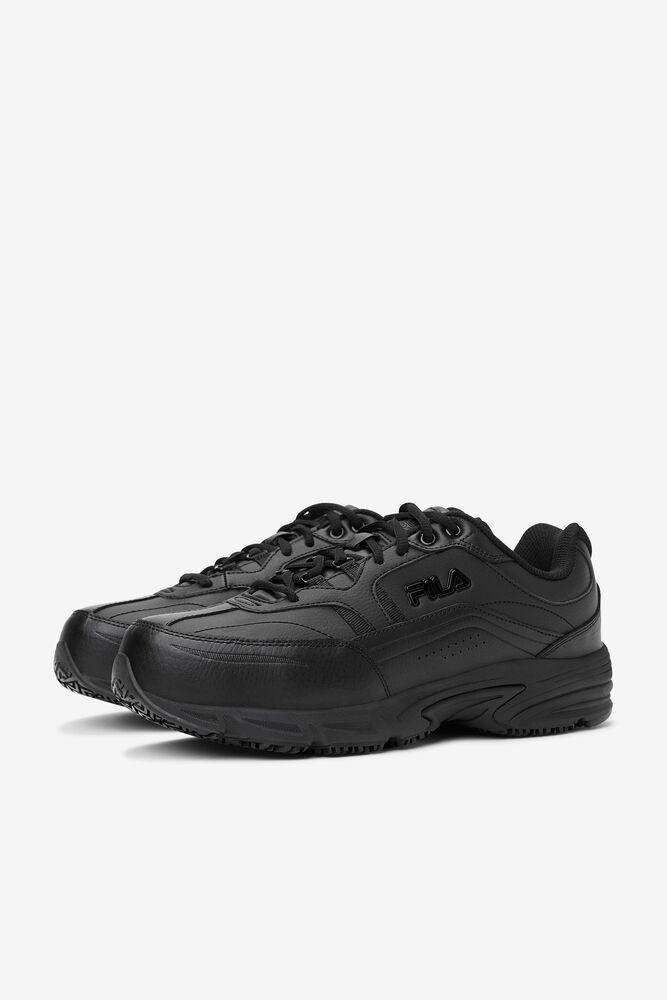 Men's Memory Workshift Slip Resistant Steel Toe Shoe in webimage-16EDF0C7-89E9-4B76-AF680D327C32E48E