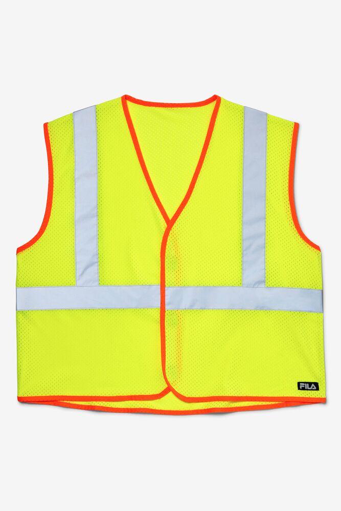 High Visibility Work Vest in webimage-C04E1E29-EF0A-4931-BCD0404FC2EC67B5