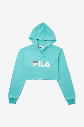Lalage Cropped Hoodie in webimage-3A3199C3-EEE8-42CC-90DBEDABFBFF0AE7
