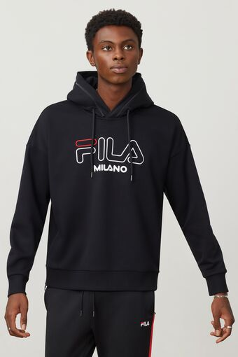 FILA Milano french terry hoodie in webimage-16EDF0C7-89E9-4B76-AF680D327C32E48E
