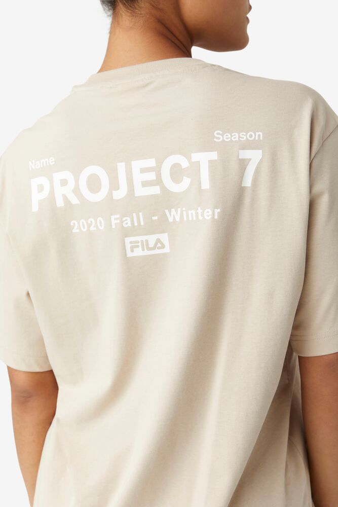 Project 7 Logo T-Shirt in webimage-2630E143-12B1-4625-BA295D0DEAC066B5