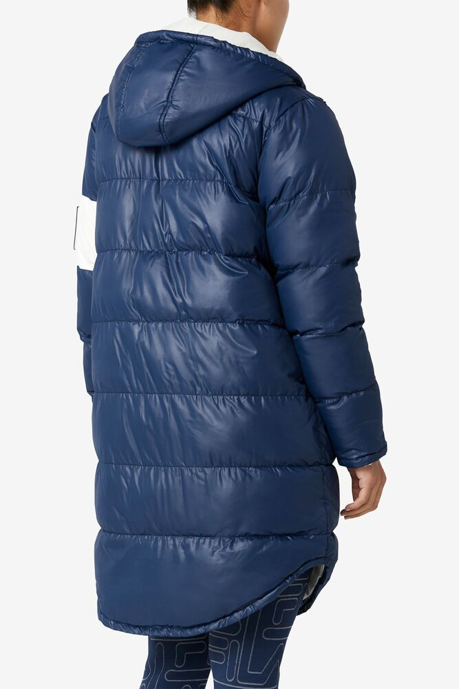LUISA QUILTED PUFFER JACKET