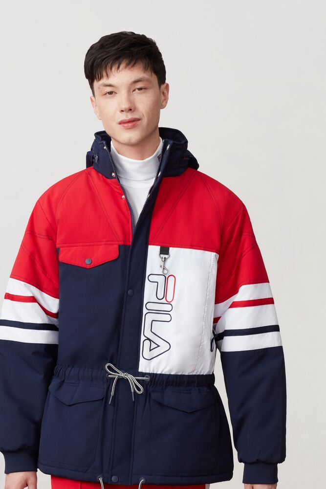 Golia Parka Jacket - Sweaters