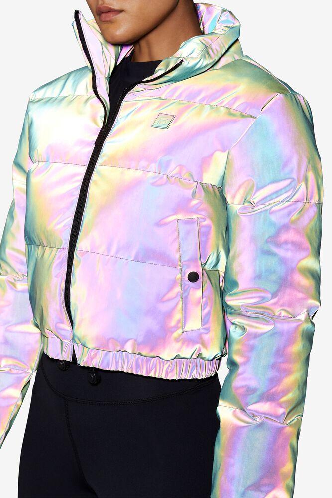 Taliyah Reflective Puffer in webimage-0E07A165-A104-43D5-ADC1D8F13DAFA5C7