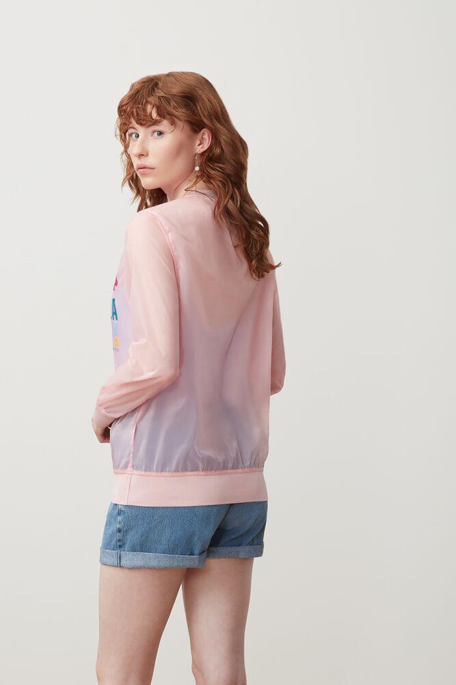 sol sheer woven sweatshirt in webimage-23512BB7-FE42-4529-B414DA95A894AA70