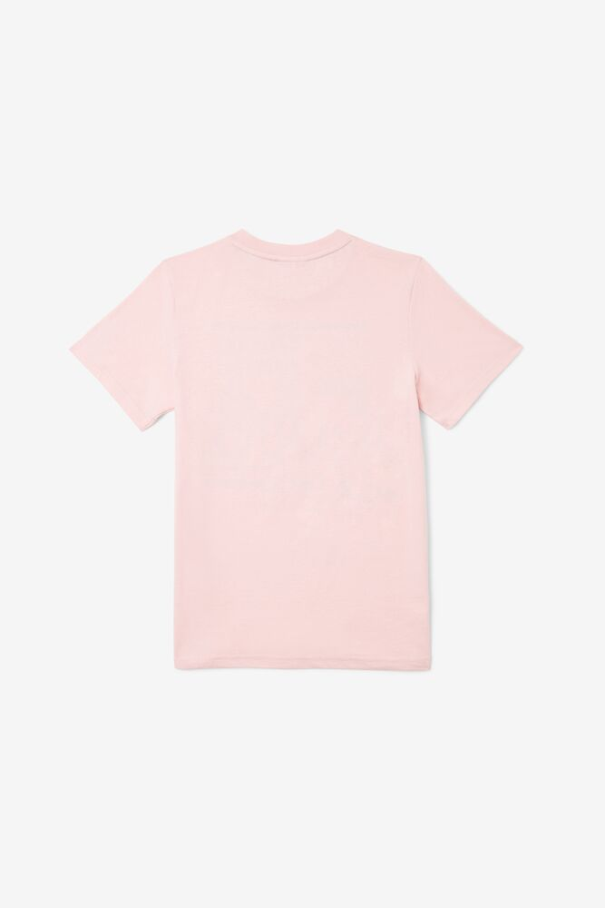 Kids' Original Fitness Tee in barelypink